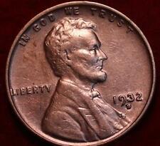 1932-D Denver Mint Copper Lincoln Wheat Cent