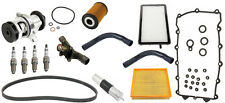 BMW E36 96-98 318 Z3 Major Tune up KIT w/ Pump Belt Spark Plugs Filters