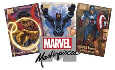 2016 Marvel Masterpieces WHAT IF 1-81 + Battle + Canvas + Holofoil 124-card Set