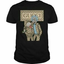 Rick And Morty Shirt Graphic Tee T-shirts men's clothing trending hot 2020