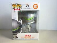 FUNKO POP! Games Overwatch GENJI #347 Vinyl Figure with BOX