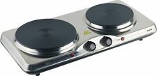 Maxim HP2 Twin Hotplate Electric Cooktop