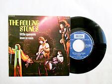 Vinyle 45T The Rolling Stones - Little Queenie. Love in Vain