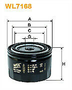 Wix Oil Filter WL7168  Ford SIERRA