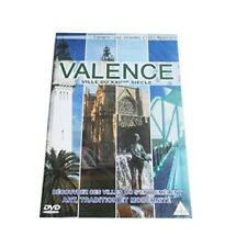Espagne les grandes cités modernes : Valence Ville du XXIeme siècle - DVD NEUF