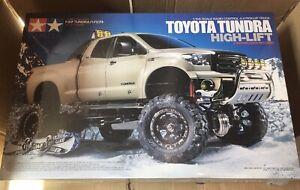 Tamiya 58415 Toyota Tundra High-Lift New Sealed