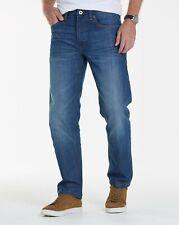 "Crosshatch jackanory Jeans 46"" Cintura 29"" BNIP"