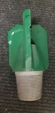 9 3way Chevron Style Drag Bit On A 4 12 Api Regular Pin For Well Drilling