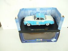 REVELL 1:18 AUTO DIE CAST BORGWARD ISABELLA COUPE' RACING BIANCA  New in Box