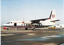 AIR  WEST  EXPRESS           -              Fokker  F-27