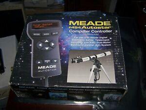MEADE #494 Autostar Computer Controller (handbox only) NOS