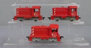 Lionel 0055 Minneapolis & St Louis Husky Diesel Switcher Locomotive [3]