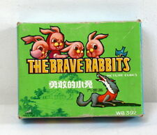Cubes The brave Rabbits