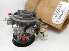 Carburatore Weber 20/19 tipo con aria manuale motore Ford Escort Hcs 1,3