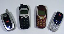 Handy Konvolut NOKIA 3310, SIEMENS C35 und CV65, Motorola V525 #gutestun