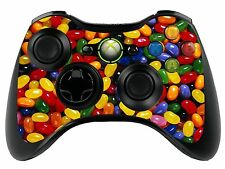 Jelly Beans Xbox 360 Remote Controller/Sticker Skin / Cover / Vinyl Wrap xbr7