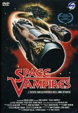 SPACE VAMPIRES  DVD HORROR