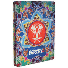 Far Cry 4 Steelbook G2 sized CASE (NO GAME) | Ubisoft Ubi NEW PC PS4 Xbox Farcry