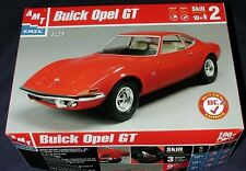 2002 #31226 AMT ertl  Buyers Choice 1/25 BUICK OPEL GT Model Kit new in the box