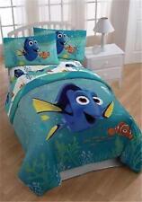 "New Disney Pixar Finding Dory Twin Microfiber Comforter Bedding Size 64"" X 86"""