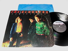 "The Sluggers ""Over The Fence"" 1986 Rock LP, Nice VG++!, Vinyl, Original Arista"