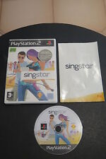 PS2 : SINGSTAR  - Completo, ITA !