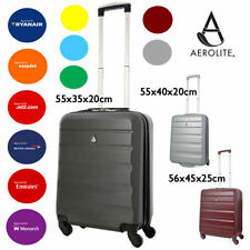 Up to 40L Hard Heavy-Duty Unisex Adult Suitcases