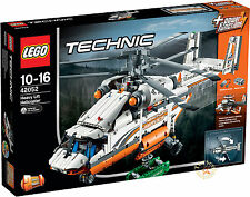 LEGO TECHNIC - HELICÓPTERO DE TRANSPORTE PESADO SET 42052 - NUEVO SIN ABRIR