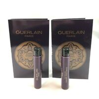Guerlain Ambre Eternal EDP 1ml / .03 fl oz Unisex Sample Spray Vials  X2