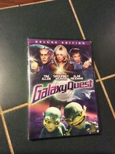Galaxy Quest (Dvd, Deluxe Edition) Tim Allen 1999 Sealed