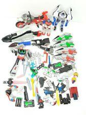 MMPR Robot Zord Parts Pieces Weapons Lot 90s Power Rangers