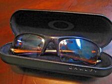 Oakley sunglasses Straight Jacket black vintage sunglasses with Case