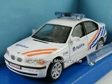 BMW 3 Series Police Politie Emergency Car 1/43rd Scale Model MINT Boxed ( )