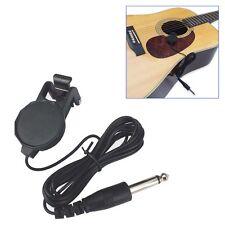 C-On Pickup fuer Akustikgitarre Mandoline Banjo Ukulele Violine Bouzouki L B2V5