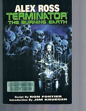 Terminator: Burning Earth Remastered by Alex Ross Ron Fortier 2003 TPB 1st P OOP