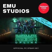 Satellite Reign (PC) Steam Key Region Free Cyberpunk