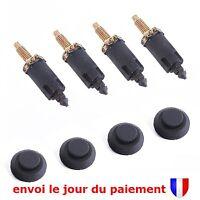 Kit 4 Clips + 4 Vis de Fixation Cache Moteur / Peugeot 206 207 306 307 308 406