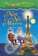 Night of the New Magicians: A Merlin Mission (Magic Tree House) By Mary Pope Os