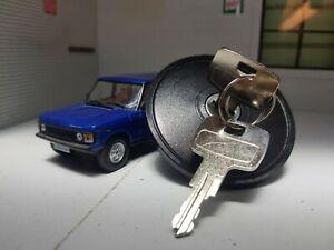 Locking Non Vented NTC2912 Fuel Filler Cap & Keys Range Rover Classic V8 1986-91