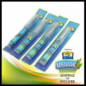 Miswak Holder Miswaak Sewak Siwak Tooth Brush Herbal Natural Peelu