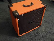 1X12 Orange Marshall Boogie Speaker Cabinet WGS Also black or purple tolex