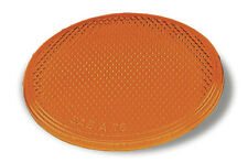 Grote 40053-3 Round Stick-On Reflector - Yellow