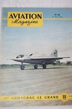 AVIATION MAGAZINE N°28- 1951-ARMAGNAC LE GRAND BEAVER NESSLER