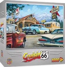 CRUISIN' ROUTE 66 JIGSAW PUZZLE ON THE ROAD AGAIN DAN HATALA 1000 PCS #71734