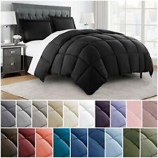 Chezmoi Collection 3-Piece Down Alternative Comforter Set All Season Bedding Set