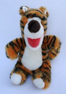 Vintage Gund Sears Tigger Stuffed Animal Plush Winnie the Pooh Tiger 10 Inch
