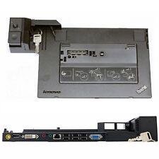 Station d'accueil Lenovo Thinkpad Mini Dock Series 3 T430 T510 T510i T520  +CLÉ