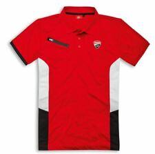 DUCATI CORSE Power Polo Shirt Red