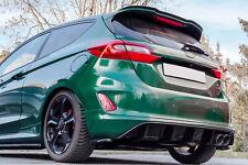 Fiesta ST 8 MK JHH MK8 Diffusor Heckdiffusor Rear Diffuser Heckansatz Ford Zetec