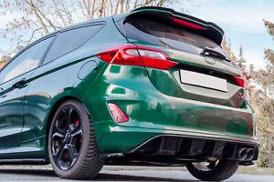 Diffusor Heckansatz für Ford Fiesta 8 JHH ST-Line Zetec ST Mk8 ABS Heckschürze